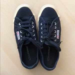Superga Classic Sneakers Navy US 7.5